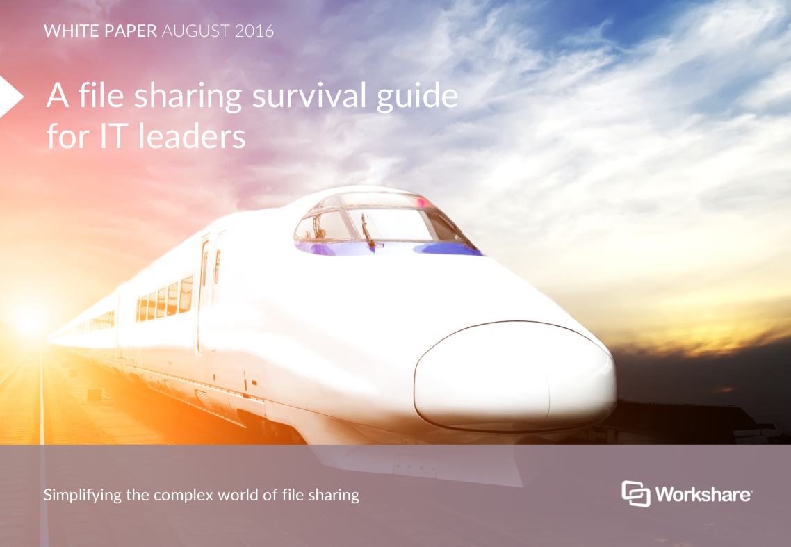 A file sharing survival guide