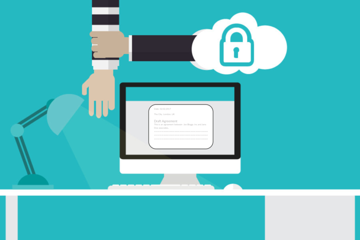 The importance of secure file sharing for law firms