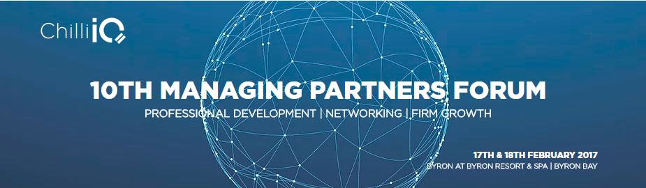 Chilli IQ - 2018 Managing Partners Forum