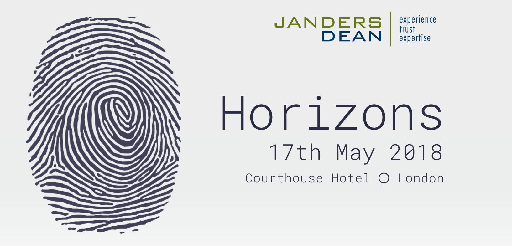 Janders Dean Horizons