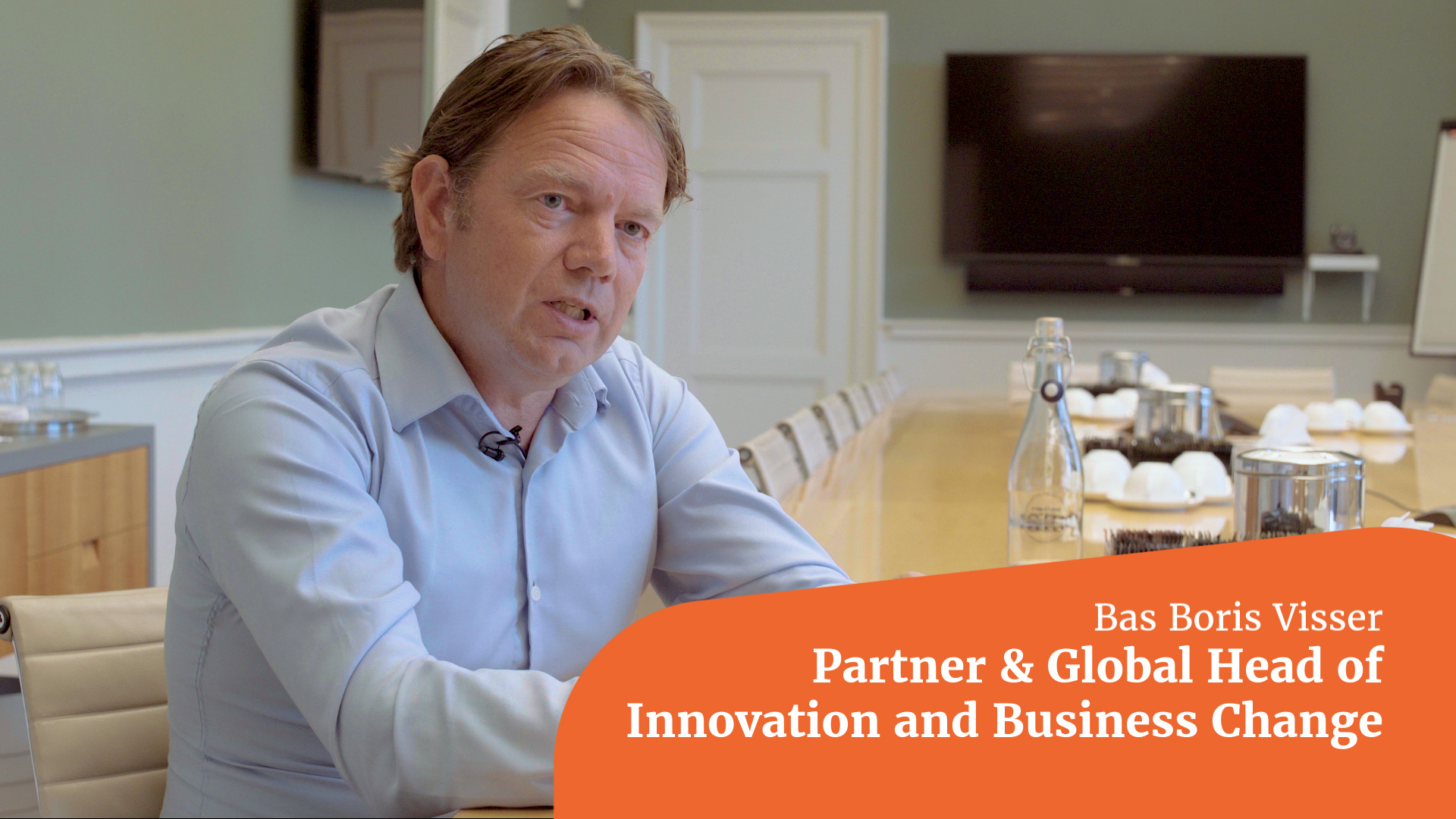 Clifford Chance, innovating to drive customer success