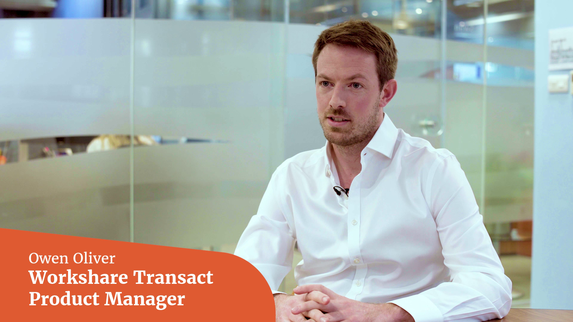 Workshare Transact for banking teams