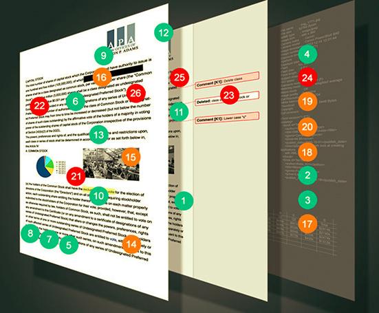 metadata infographic