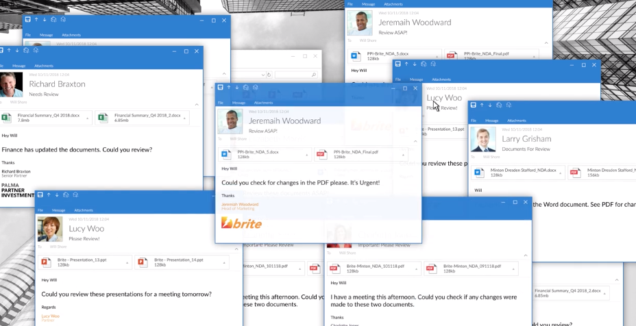 The power of Workshare Compare explained in 45 seconds