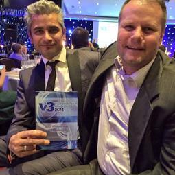 V3 Award Win