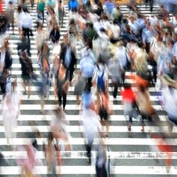 Pedestrians 400811