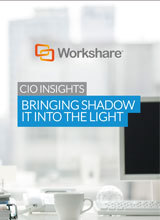 CIO Insights: Bringing Shadow IT Into The Light